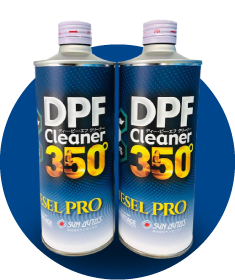 DPF Cleaner 350°